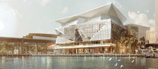 Sydney International Convention Centre (ICC)