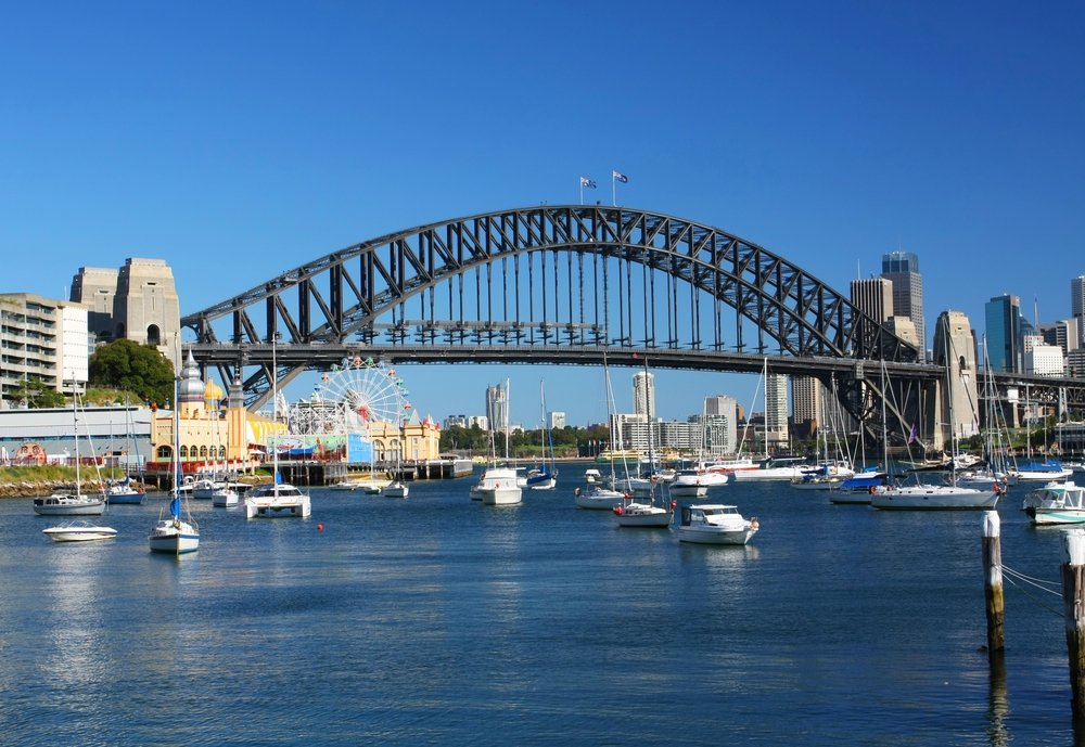 Sydneys Australia - desirable place to live