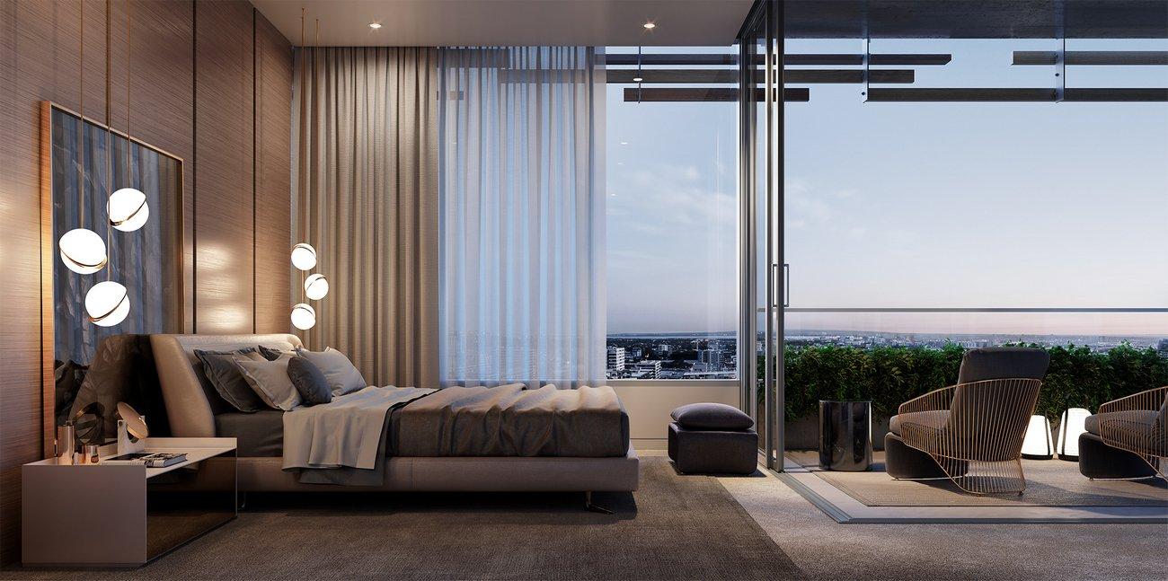 PenthouseBedroom_Buying A Luxury Apartment