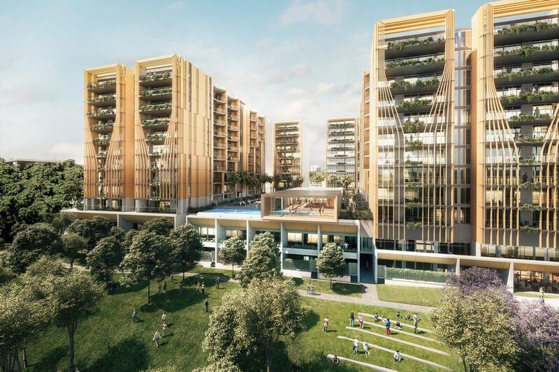 luxury property Brisbane - West End